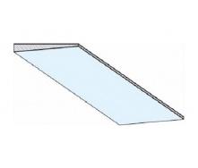 Гипсокартонный клин Knauf InTherm теплоизоляционный 400х1000 мм