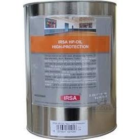 Паркетне Масло безбарвне IRSA HP-OIL HIGH PROTECTION 2,5 л.