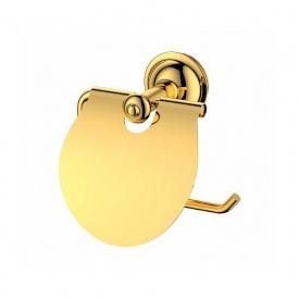 Держатель для туалетной бумаги Welle золото