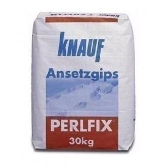 Клей Knauf Perlfix гіпсовий 30 кг