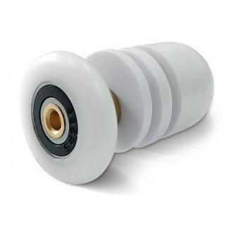 Ролик Sansa одинарный диаметр 25 мм