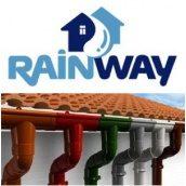Водосточная система RainWay 90/75 мм