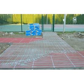 Система обогрева Devi для наружных площадей
