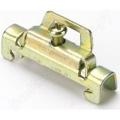 Фіксатор на Din-рейку 35 мм металевий