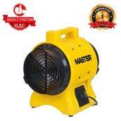 Професійний канальний вентилятор Master BL 6800