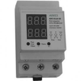 Реле контролю напруги і струму Adecs ADC-0110-50
