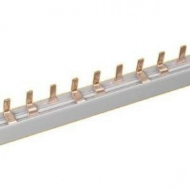 Шина Pin 3-фазна 63 А 1 м