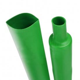 Термозбіжна трубка 4/2 HST AP-2-1 коефіцієнт усадки 2:1 зелений