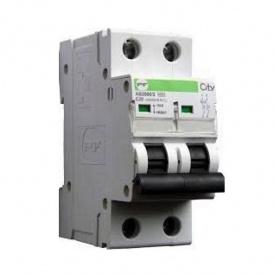 Автоматичний вимикач PF City АВ2000/1 2р 25А