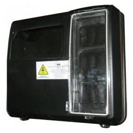 Ящик для 1/3-фазного счетчика DOT-9 3.1 модулей IP54 электронный NiK