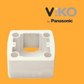 Коробка для наружного монтажа VIKO Carmen белый