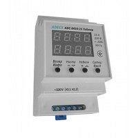 Програмовані реле часу тижневого або добового циклу ADECS ADC-0410-15