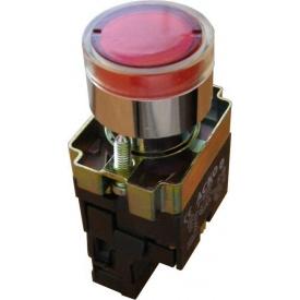 Кнопка управління XB2-BW3461 червоний стоп