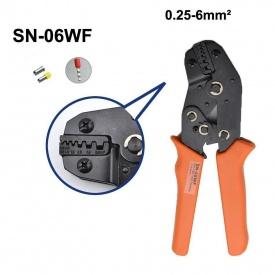 Обжимной инструмент SN-06WF 0,5-6 мм2