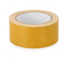 Клейкі стрічки двосторонній тканинна основа 48х25м