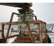 Дозатори для навантаження зерна в баржі ВБ-250