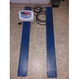 Весы балочные (стержневые) 1500 кг