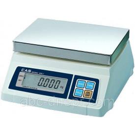 Весы торговые 5 кг CAS SW-5