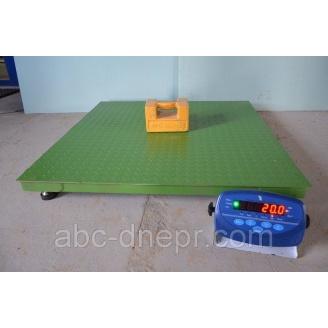 Весы платформенные 2х3м