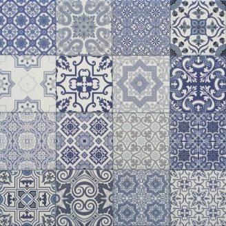Керамічна плитка Izmir BL 400х400мм для підлоги
