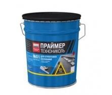 Праймер бітумний ТЕХНОНІКОЛЬ № 01 20 л 16 кг для огрунтованія підстави під підстави