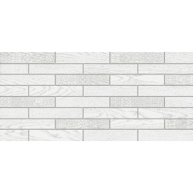 Декор InterCerama Experience 23х50 см серый (Д 146 071)