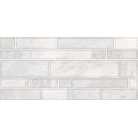 Плитка для стен InterCerama Metro 23х50 см серая светлая (2350 59 071)