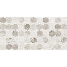 Керамическая плитка для стен Marmo Milano hexagon 300x600x9мм