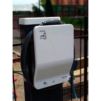 Подключение зарядных станций электромобилей