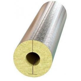 Цилиндр базальтовый Antal-pipe Alu фольгированный 100х30 мм 2 сегмента (00-27a)