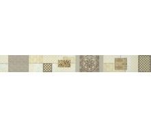 Бордюр вертикальний InterCerama Luna 7х60 см бежевий (БВ 175 021)