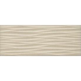 Плитка для стен InterCerama Luna 23х60 см бежевая светлая рельеф (2360 175 021/Р)