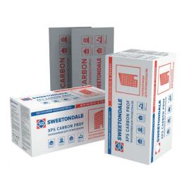Экструзионный пенополистирол SWEETONDALE CARBON SOLID 500 1180х580х50-L Тип А