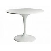 Круглий стіл SDM Тюльпан-Міні 60 см білий