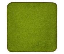 Термоковрик электрический Теплик 50х50 двухсторонний светло-зеленый