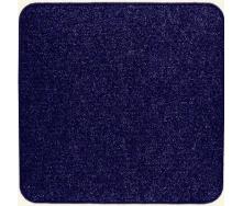 Термоковрик электрический Теплик 50х50 с термоизоляцией темно-синий