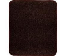Термоковрик электрический Теплик 50х60 двухсторонний темно-коричневый
