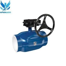 Кран шаровый приварной Interval стандартнопроходной Ду 400/350