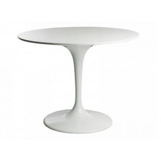 Круглий стіл SDM Тюльпан 80 см білий