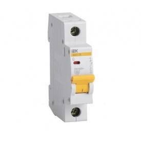Автоматичний вимикач ВА47-29 1P-С 25A 4,5кА ІЕК
