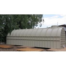 Емкость для транспортировки удобрений 15,0 м3