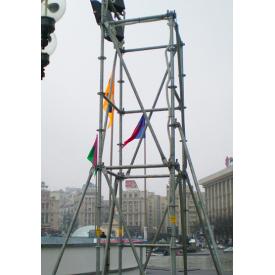 Модульні риштування Будмайстер Standard 30 м