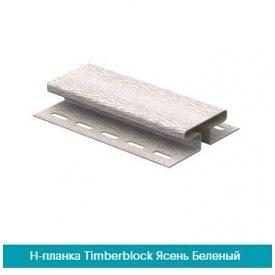 Н-профіль U-Plast TIMBERBLOCK ясен білений 3,05 м