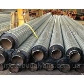 Труба сталева в оболонці СПІРО 32/90 мм