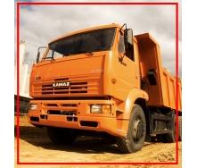 Грузоперевозка сыпучих строительных материалов КамАЗом 10-15 т