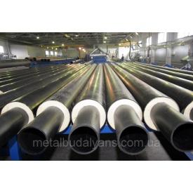 Труба сталева в ПЕ оболонці 45/110 мм