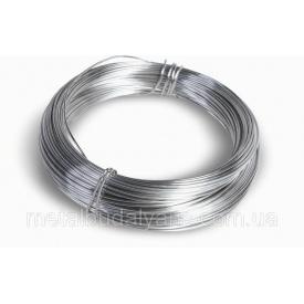 Дріт сталевий оцинкований 4,0 мм