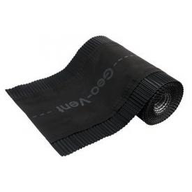 Подконьковая стрічка Geo-Vent ECO 230 мм коричневий 5м пог