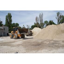 Песчано-солевая смесь навалом