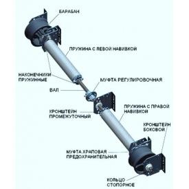 Пружинний механізм для секційних воріт DoorHan